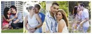Engagement-Portrait-Sessions-of-the-bride-and-groom-before-their-wedding-day