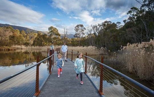 Lifestyle Session: Tidbinbilla Nature Reserve
