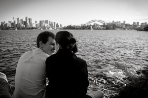 Sydney-Engagement-Portrait-Session-at-Cremorne-Point-taken-by-Canberra-wedding-photographer-biblino-images