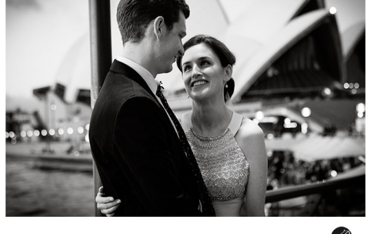 Sydney Wedding at Cremorne Point Reserve