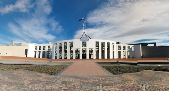 Hello Canberra!