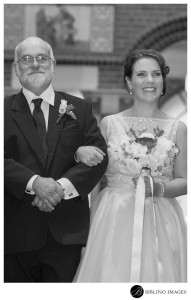 Sydney-Catholic-Church-Wedding-Bride-and-her-father-walk-to-the-alter-photos-by-Biblino-Images