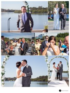 Wedding-ceremony-photod-near-the-water-at-Brays-bay-reserve