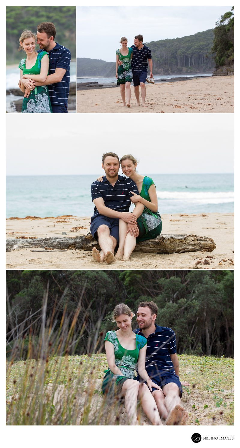 Engagement-session-with-the-beach-as-a-backdrop