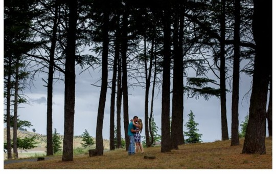 Engagement Photos: National Arboretum Canberra