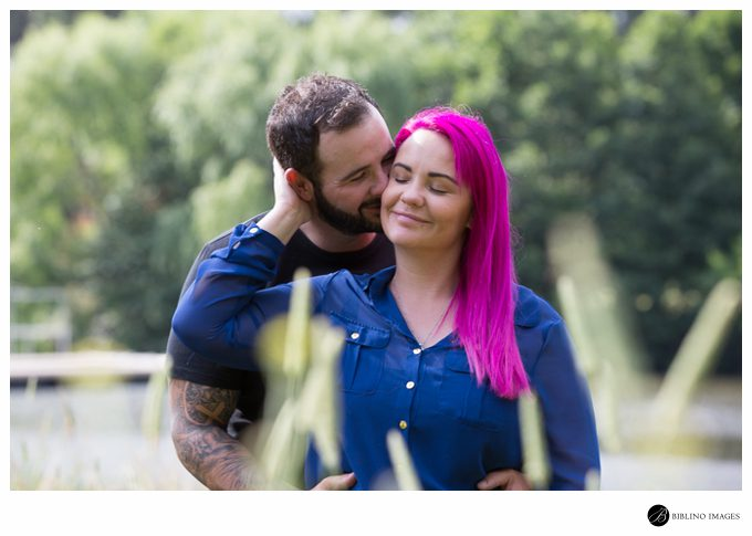 Engagement Session near Lake Burley Griffin
