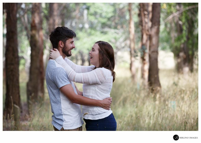 Palmerville Heritage Park engagment shoot