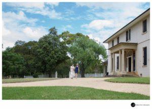 Old Government House Wedding Parramatta