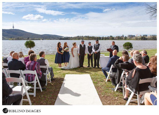 Yarralumla Yacht Club Wedding