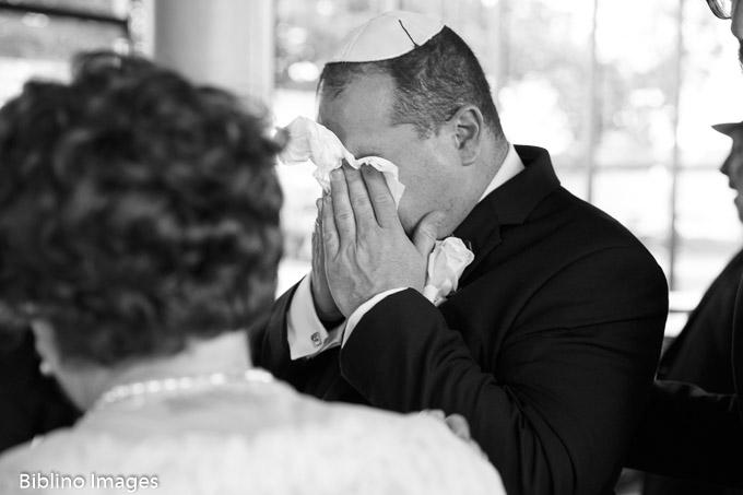Groom at Royal Randwick Wedding