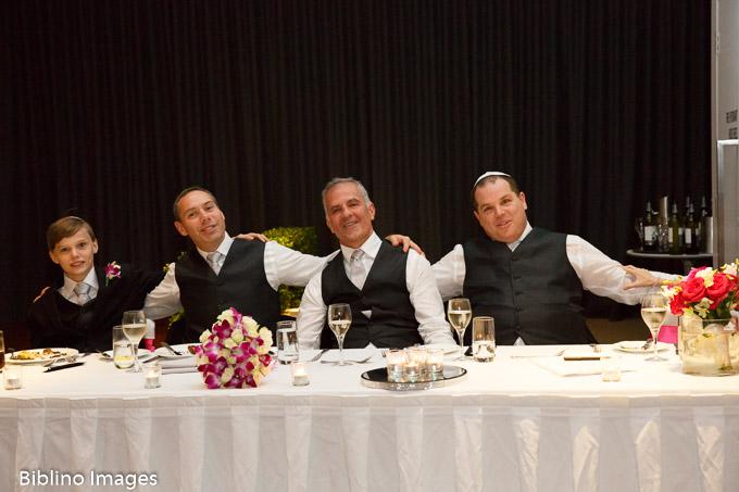 groomsmen at Ballroom Hall Australian turf club wedding
