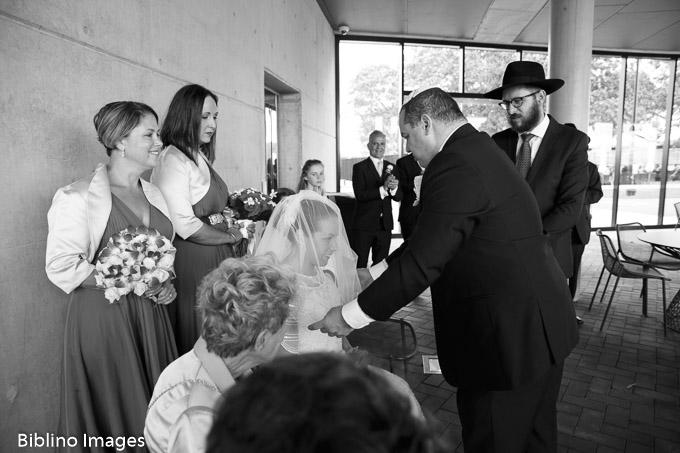 The Badeken Groom at Royal Randwick Wedding