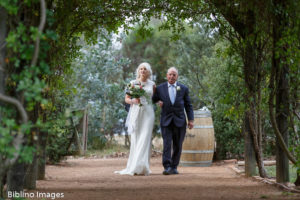 Poachers pantry wedding