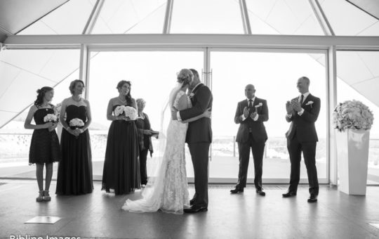 Margaret Whitlam Pavilion wedding